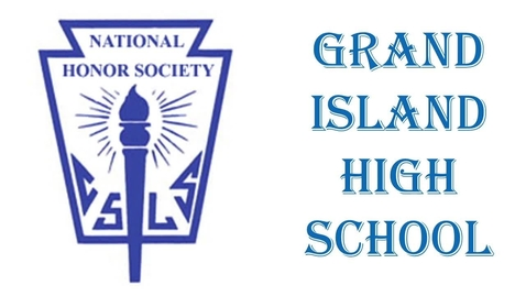 Thumbnail for entry GIHS National Honor Society Class of 2021 Induction Ceremony