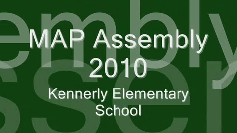Thumbnail for entry Kennerly MAP song