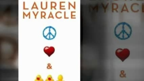 Thumbnail for entry PEACE, LOVE, AND BABY DUCKS, by Lauren Myracle