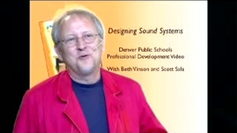 Thumbnail for entry Designing Sound Systems Introduction