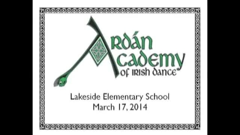 Thumbnail for entry Ardan Academy of Dance at Lakeside Elemetary