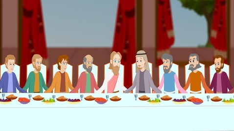 Thumbnail for entry The Last Supper  Holy Tales Bible Stories - Old Testament