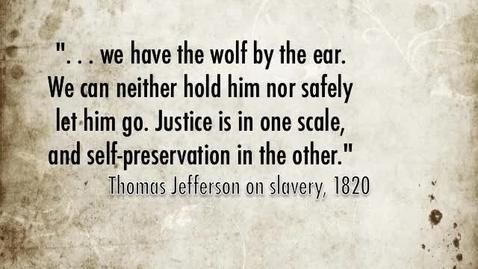 Thumbnail for entry Thomas Jefferson Speeches