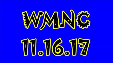 Thumbnail for entry WMNC 11.16.17