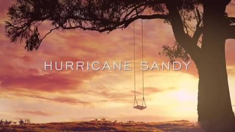 Thumbnail for entry Hurricane Sandy