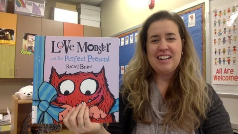 Thumbnail for entry Wednesday Story Time - Love Monster and the Perfect Present