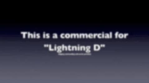 Thumbnail for entry Lightning D