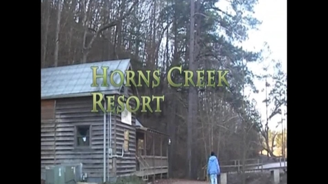 Thumbnail for entry Horns Creek ropes course