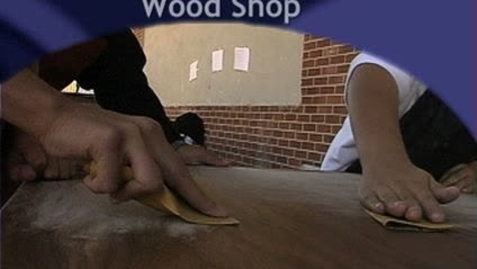 Thumbnail for entry Wood Shop
