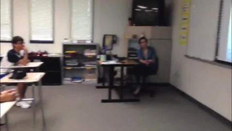 Thumbnail for entry Faccio's Classroom