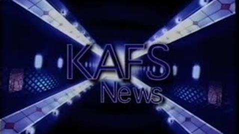 Thumbnail for entry KAFS News 2006-2007 Segment 1