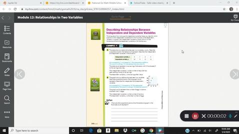 Thumbnail for entry Clip of 6 Math 5/6 Kaltura Capture recording - May 4th 2020, 10:44:31 am