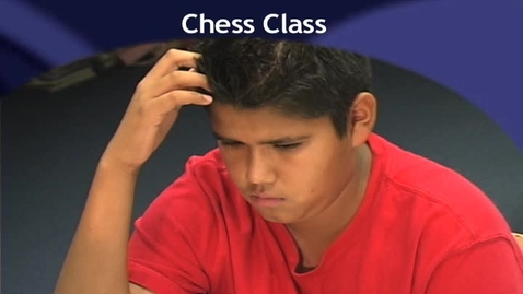 Thumbnail for entry Chess Class at Burton Barr Library