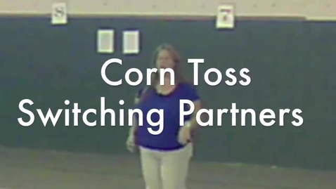 Thumbnail for entry CCS Elementary PE: Corn Toss Variation