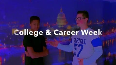 Thumbnail for entry 39 Cougar TV 2017-2018, Capital High School, Charleston, WV