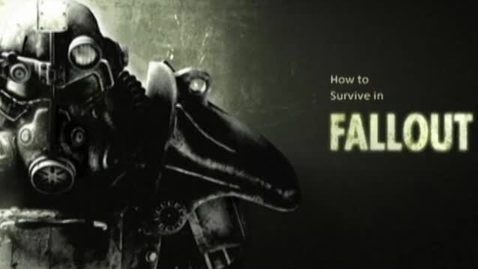 Thumbnail for entry How to survive in fallout