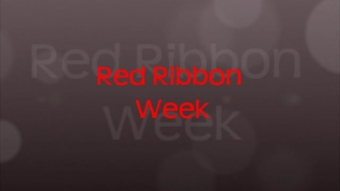 Thumbnail for entry RED RIBBON VIDEO FOR WEDNESDAY