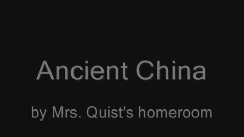 Thumbnail for entry Quist Ancient Civilization