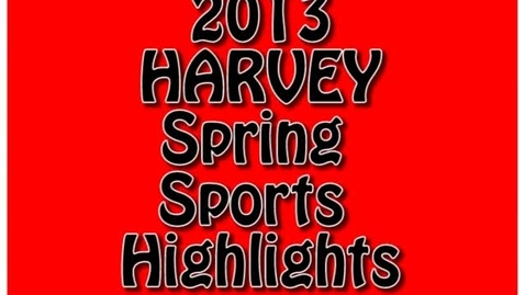 Thumbnail for entry Spring Sports Highlights