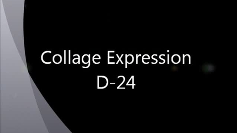 Thumbnail for entry Collage Expression Enrichment Cluster