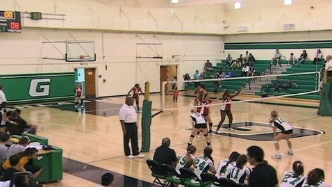 Thumbnail for entry Granada Hills Charter High School- GIrls Volleyball