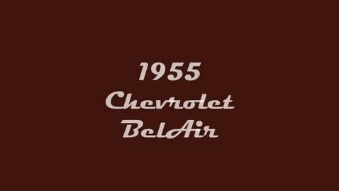 Thumbnail for entry 1955 Chevrolet Bel Air