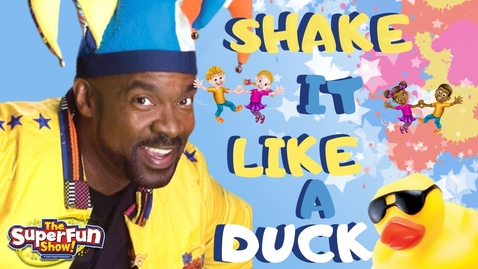 Thumbnail for entry Shake it Like A Duck