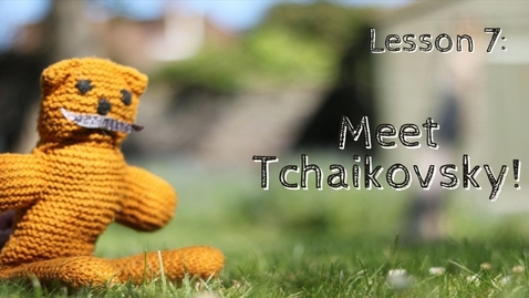 Thumbnail for entry Meet Tchaikovsky! (Kid's Music Classes Online)