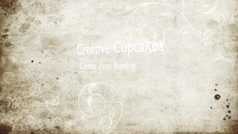 Thumbnail for entry Creative Cupcakes