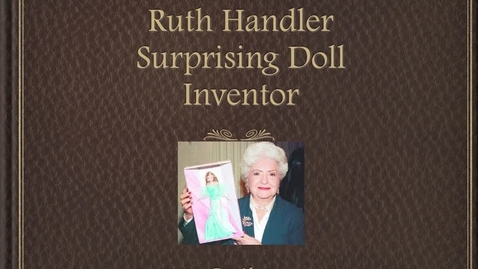 Thumbnail for entry Ruth Handler