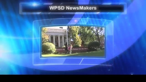 Thumbnail for entry WPSD NewsMakers - Baron Batch