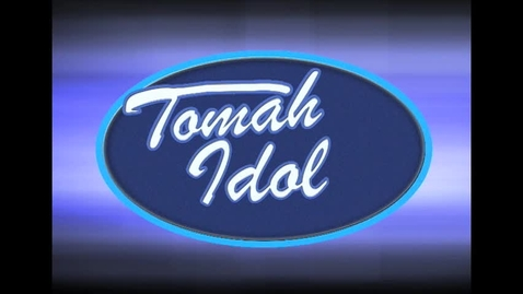 Thumbnail for entry Tomah Idol