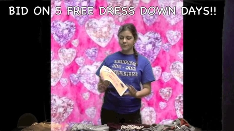 Thumbnail for entry HDS Auction Dress Down Days