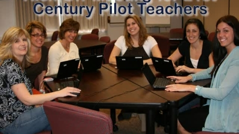 Thumbnail for entry 21st Century Pilot Kick-Off Meeting