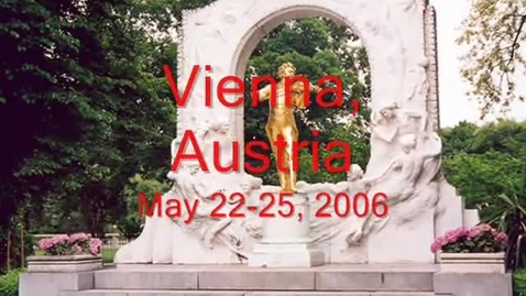 Thumbnail for entry Vienna, Austria
