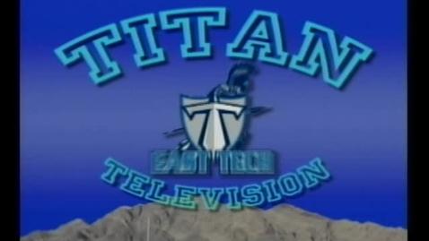 Thumbnail for entry 01-11-11 Good Morning East Tech
