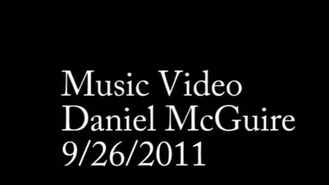 Thumbnail for entry Music Video
