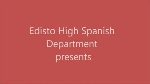 Thumbnail for entry Edisto High Lip Dub Sra Caro e Rosales Span 2_3 Block 4 Colgando En Tus Manos
