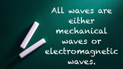 Thumbnail for entry Electromagnetic Waves Ditto