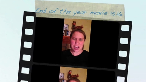 Thumbnail for entry Wilcox End of the Year Video 15.16