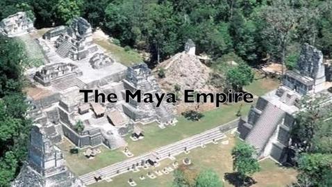 Thumbnail for entry Maya Video OWF