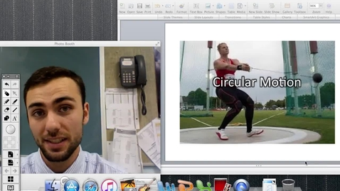 Thumbnail for entry How to Solve for Centripetal Force and Acceleration