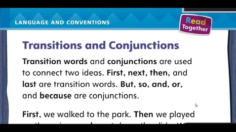 Thumbnail for entry Monday Conjunctions 4-20