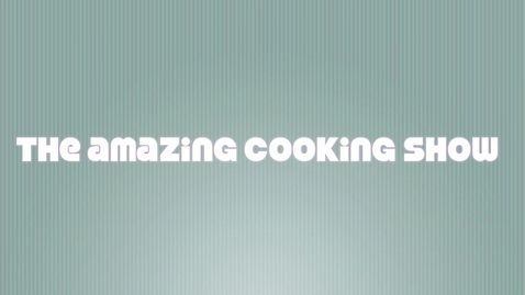 Thumbnail for entry Cooking Show HD