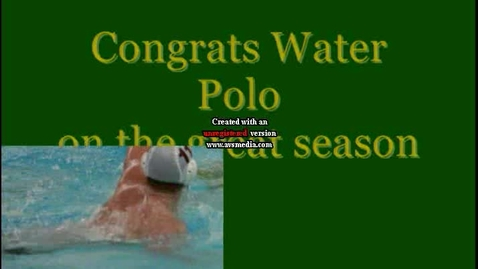 Thumbnail for entry Water Polo