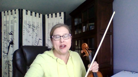 Thumbnail for entry 6th GR Violin Str Basics Pg 40-41 Week 7