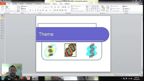 Thumbnail for entry Theme