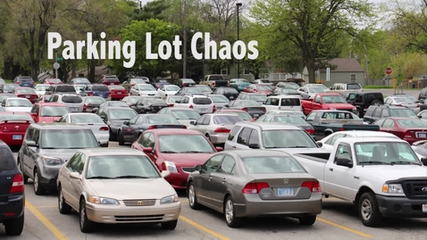 Thumbnail for entry Parking Lot Chaos