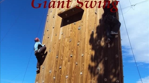 Thumbnail for entry Giant Swing by Ayla
