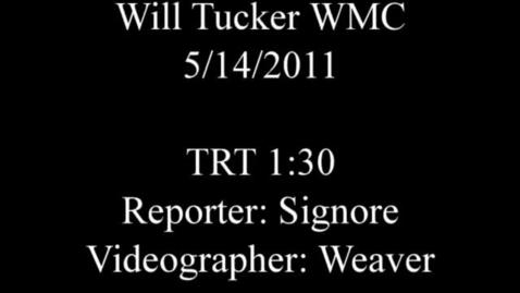 Thumbnail for entry Will Tucker